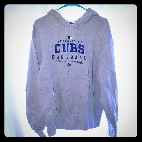reputable site 4860a 16499 Chicago Cubs hoodie